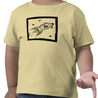 Star Rocketship - nd Shirt