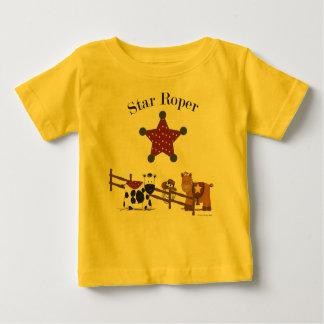 Star Roper Toddler Shirt