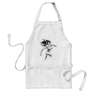 Star Sapphire 3 Adult Apron
