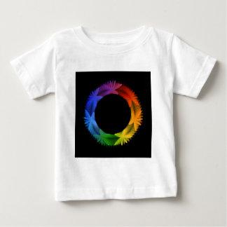 Star shaped design element baby T-Shirt