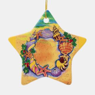 Star Shells ornament
