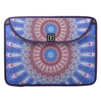 Star Shield Mandala MacBook Pro Sleeve