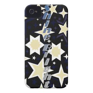 Star Shine Star Bright Case-Mate iPhone 4 Case