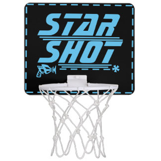 Star Shot Mini Basketball Hoop
