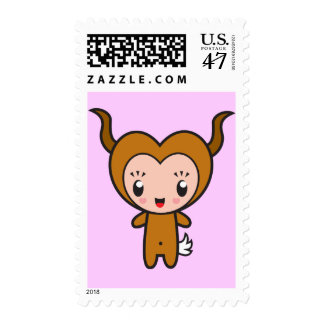 Star Sign Character - Capricorn Postage