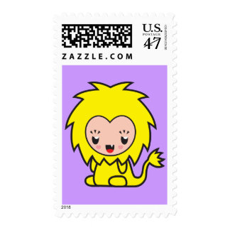 Star Sign Character - Leo Postage