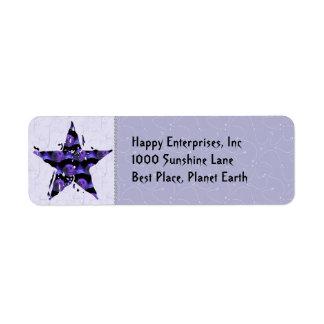 Star Skulls Label