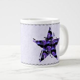 Star Skulls Large Coffee Mug