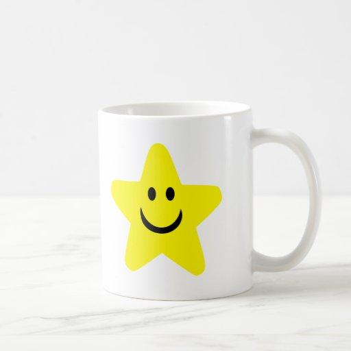 Star - Smile Coffee Mug