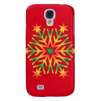 Star Snowflake Galaxy S4 Cover