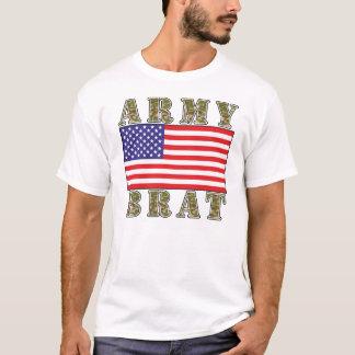 Star Spangled Army Brat. T-Shirt