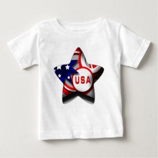 Star Spangled Baby T-Shirt