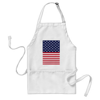 Star-Spangled Banner Adult Apron