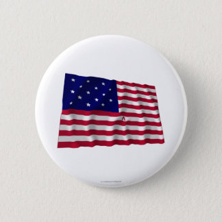 Star Spangled Banner Button
