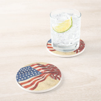 Star Spangled Banner Coaster