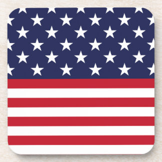 Star-Spangled Banner Drink Coaster