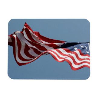 Star Spangled Banner Flexi Magnet