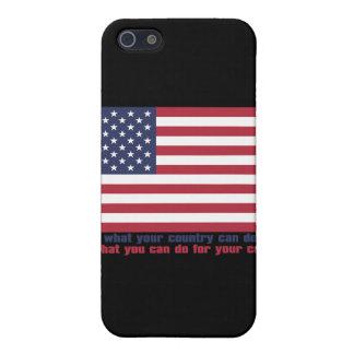 Star-Spangled Banner iPhone SE/5/5s Case