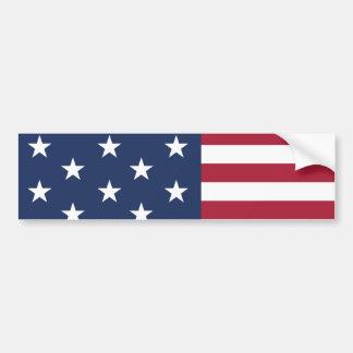 Star Spangled Banner With 13 Stars Bumper Sticker