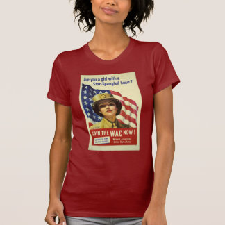 Star Spangled Heart T-Shirt