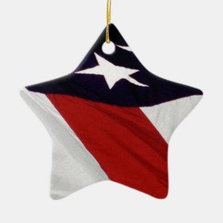 Star Spangled Ornament