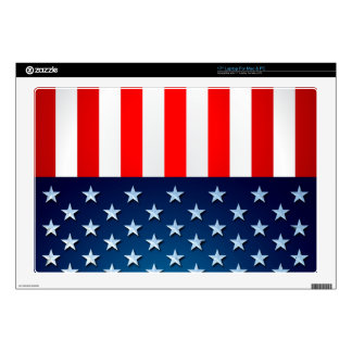 "Star-Spangled Style Skins For 17"" Laptops"