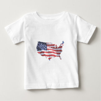 Star Spangled Tee Shirt