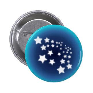 Star Spatter Buttons