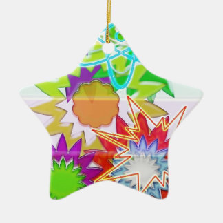 STAR SPECTACLE by NAVIN Christmas Tree Ornament