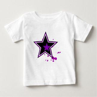 Star Splatter Baby T-Shirt