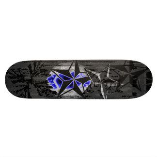 star spotlight skateboard deck