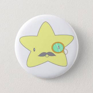 star stash pinback button