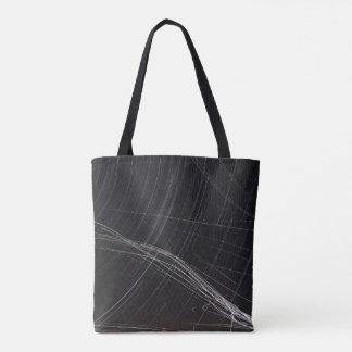 Star Streak Tote Bag