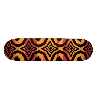 Star Stripes Skateboard