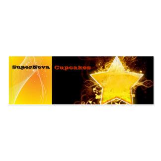 Star Struck Business Cards