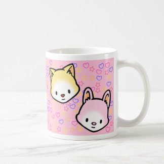 Star Sweet and Honey Heart mug