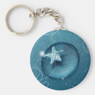 Star Tear Keychain