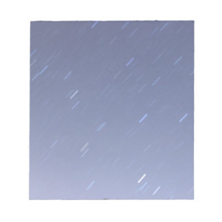 Star Trails Note Pad