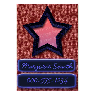 star treatment large business cards (Pack of 100)