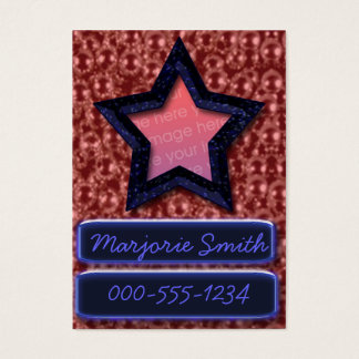 star treatment business card