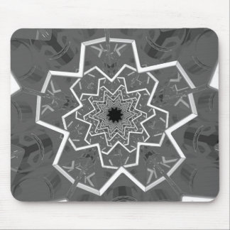 Star tube mouse pad