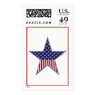 Star USA Postage