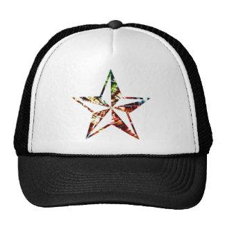 Star V6 - Sparkle Red Trucker Hat