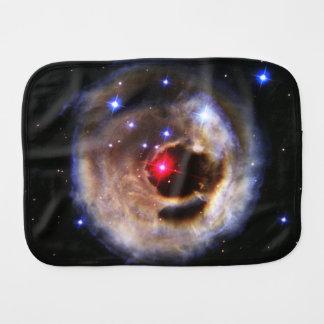 Star V838 Monocerotis (V838 Mon) Burp Cloths