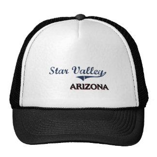 Star Valley Arizona City Classic Mesh Hats