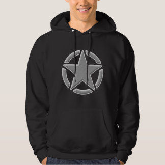 Star Vintage Patch Style Hoodie