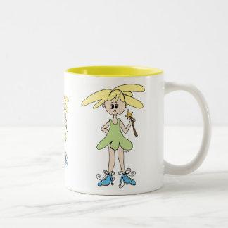Star Wand Girl Mug