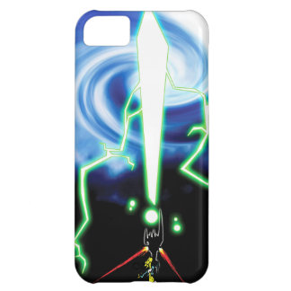 STAR WARRIOR GIRL iPhone 5C CASES