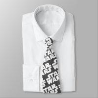 Star Wars Bold Logo Neck Tie