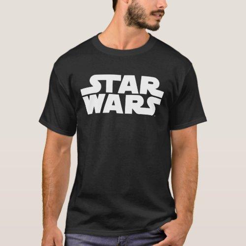 Star Wars Bold Logo T_Shirt
